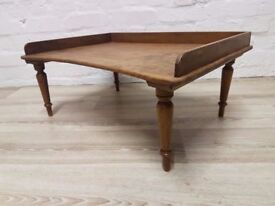 Edwardian Breakfast Tray (DELIVERY AVAILABLE FOR THIS ITEM OF FURNITURE)