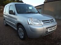 2003 CITROEN BERLINGO MULTISPACE FORTE