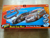Adventure Wheels Battery Operated Road Racing Set