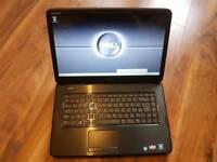 Dell amd dual core 4gb ram 320gb hhd laptop webcam hdmi excellent condition