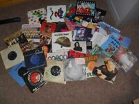 JOB LOT OF 45 rpm VINYL RECORDS
