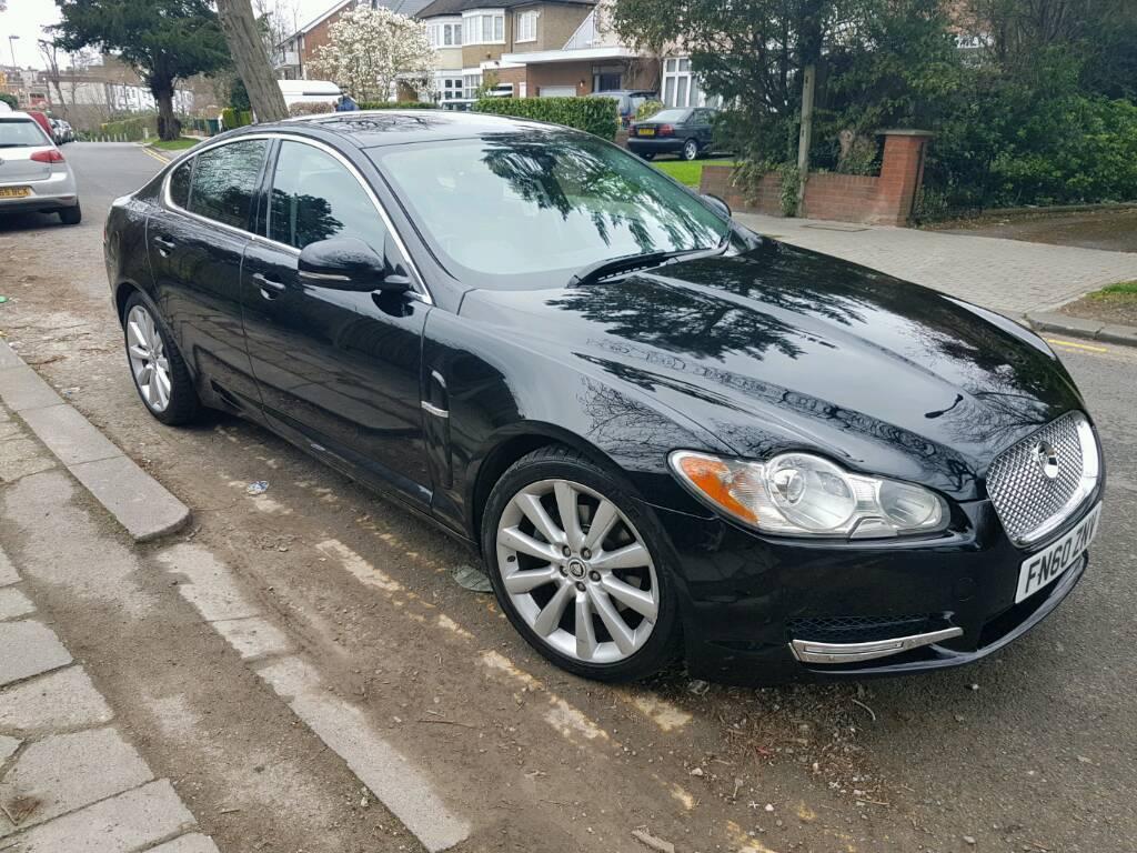 jaguar turbo twin diesel xf luxury v6 ended