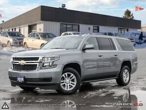 2018 Chevrolet Suburban LS,4X4,8 SEATER,REMOTE START,REARVIEW CA