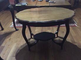 Antique table in very good condition