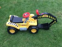 Fisher Price Digger - excellent condition