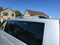 Vw t5 transporter roof bars