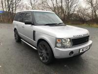 04 REG LAND ROVER RANGE ROVER 3.0 Td6 SE 5DR-FULL HISTORY-2 KEYS-XENON LIGHTS-GREAT CONDITION