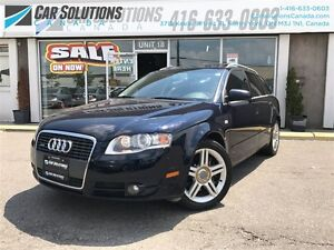 2007 Audi A4 2.0T-Auto-leather-Sn roof