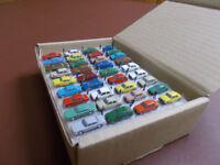 1970s die cast Model cars