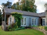 Lovely One Bedroom Rural Property near Huntly/Keith