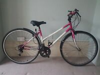 LADIES WOMENS WOMANS GIRLS BICYCLE BIKE ROAD COMMUTER HYBRID MOUNTAIN BIKE