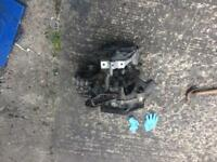 Vw caddy 1.9 tdi gearbox,, removed from a bls engine