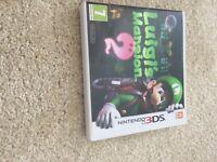 Nintendo 3DS game: Luigi's Mansion 2