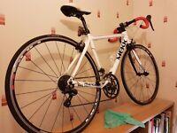 mekk pinerolo AL ZR road bike, ALUMINIUM frame, CARBON forks