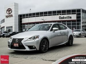 2014 Lexus IS 250 AWD Premium w/ Heated & Cooled Seats