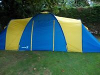 SIX BERTH TENT
