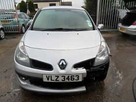 renault clio parts from 7 cars petrol and diesel from 2001 to 2011