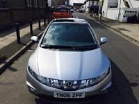 Honda Civic 2.2i-CDTDi Panoramic Roof (is not bmw,audi,mercedes,vw,ford,lexus,toyota,volvo)swap