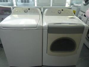 39- - Laveuse Sécheuse  Whirlpool  Top Load Washer Dryer