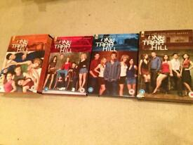 One Tree Hill DVD series Box sets £2 each