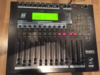 Allen & Heath DP1000 Powered Digital Mixer