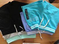 Girls Summer shorts (5)age 12/13 brand new never been worn