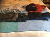 Bundle of boys aged 7/8 clothes