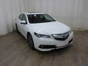 2015 Acura TLX Elite No Accidents Leather Remote Start