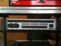KAM DJ Amplifier - KCA-1600S Excellent Condition