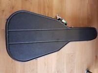 Hiscox hard guitar case