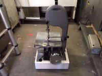 BUTCHERS RESTAURANT MEAT NEW BAND SAW FASTFOOD KITCHEN COUNTER TOP COMMERCIAL CATERING