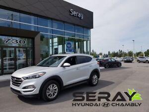 2016 Hyundai Tucson Premium, camera de recul, a/c, bluetooth, ma