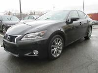 2013 Lexus GS 350,AWD,GPS NAVIGATION,CAMERA DE RECUL