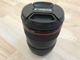 Canon EF 24–105mm f/4L IS USM Lens