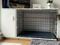 Fido's Omlet dog crate