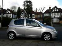 TOYOTA YARIS 1.0L 2005 5DOOR TSPIRIT 2 OWNERS 12 SERVICES MOT TILL30/7/2018 HPI CLEAR