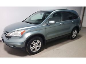 2010 Honda CR-V EX-L | Rmt Start | Just arrived