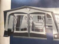 Dorema caravan awning