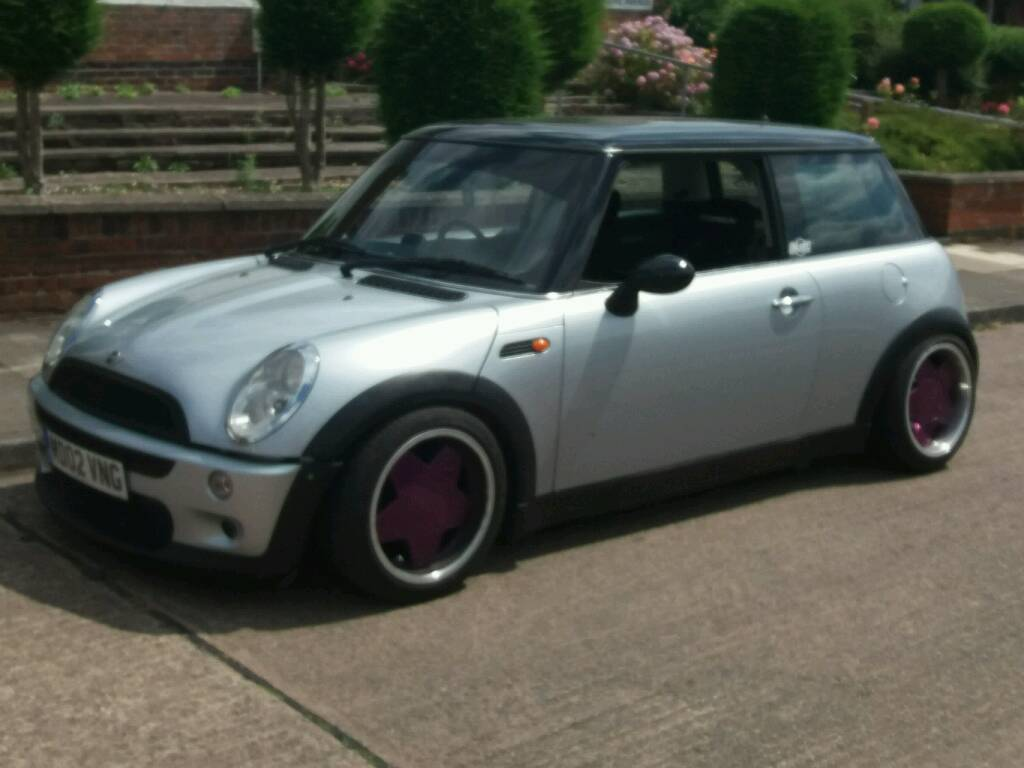 mini cooper r50 modified in leicester leicestershire. Black Bedroom Furniture Sets. Home Design Ideas