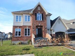 439 000$ - Maison 2 étages à vendre à Terrebonne
