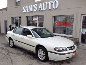 2004 Chevrolet Impala CERTIFIED & E-TESTED