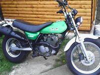 suzuki rv125 van van