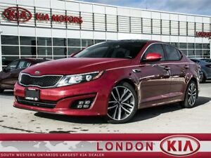2014 Kia Optima SX Turbo - BLUETOOTH, BACK-UP CAM, NAV