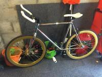 Fixed gear cruiser, Fixie, Urban cruiser, Road bike