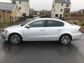 Volkswagen passat sport bluemotion tech tdi £30 road tax company owned car