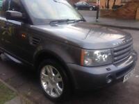 2006 Land Rover Range Rover Sport 2.7 TD V6 HSE Auto 5 door Estate