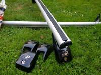 Audi A5 Roof Bars Coupe 07-2011