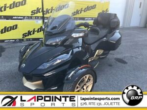 2018 Can-Am Spyder RT  Limited SE6 10e Anniversaire