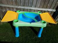 Sand/water table with lid nr2