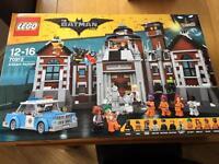 Lego Batman movie Arkham Asylum 70919 New